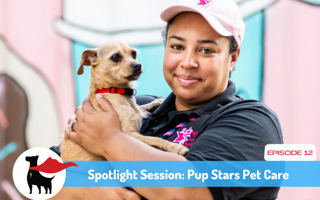 Episode 12: Spotlight Session with Pup Stars Pet Care